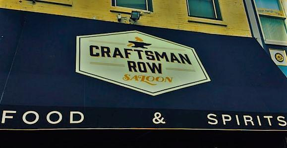 Visit Craftsman Row every Tuesday night at 8pm for trivia or during Eagles games for food and drink specials. Get the latest updates, specials, and event details by following @craftsmanrowphl on Instagram.