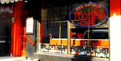 Monks Cafe Philly Menu