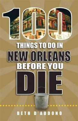 The author, a long-time Philadelphia resident and accomplished travel writer, is returning in support of her new book, 100 Things to Do in New Orleans Before You Die (Reedy Press, November 2016), and looks forward to connecting with long-time visitors to the Crescent City, as well as those who have never been.