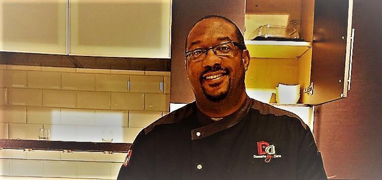 """The Sweet & Savory King....Chef Dana Herbert""."