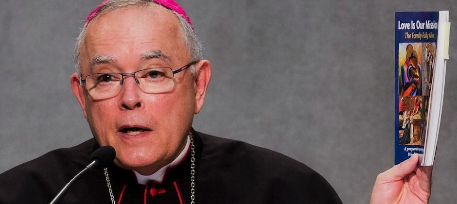 Archbishop Chaput to Celebrate Mass at Curran-Fromhold Correctional Facility