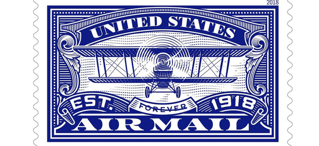 USA Air Mail