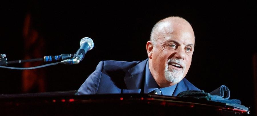 Philadelphia: Billy Joel in Concert at Citizens Bank Park