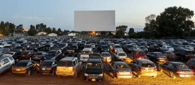 Drive-In Movies Philly