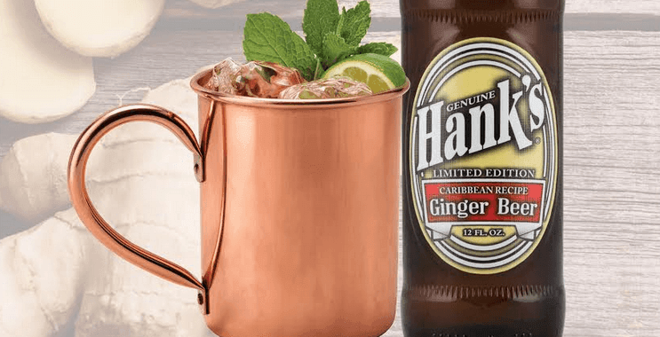 Hank's Caribbean Recipe Ginger Beer