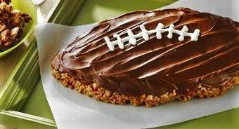 Football Scotcheroos - What better way to support your favorite team than with Scotcheroos!