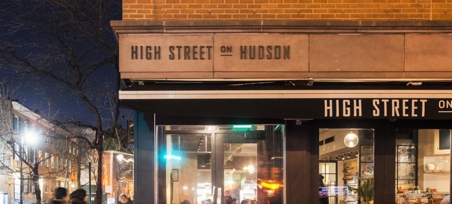 High Street on Hudson - 2016 Restaurants of the Year List