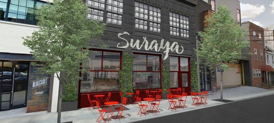 Fishtown's Newest Restaurant Suraya Market & Restaurant