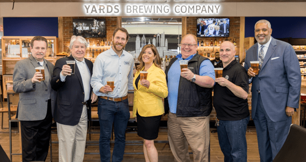 Yards Opens Their Own Takeoff Lounge Airport