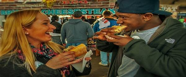 Here in Philly, cheesesteaks are a civic icon, a tourist draw and a cultural obsession. Often imitated around the world, the cheesesteak is rarely duplicated successfully outside of Philadelphia. So what is an authentic cheesesteak and where did it come from? Here's the lowdown on this region's favorite sandwich.