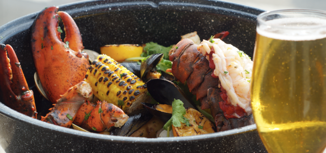 red owl lobster clambake