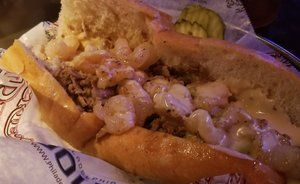 Lobster Cheesesteak