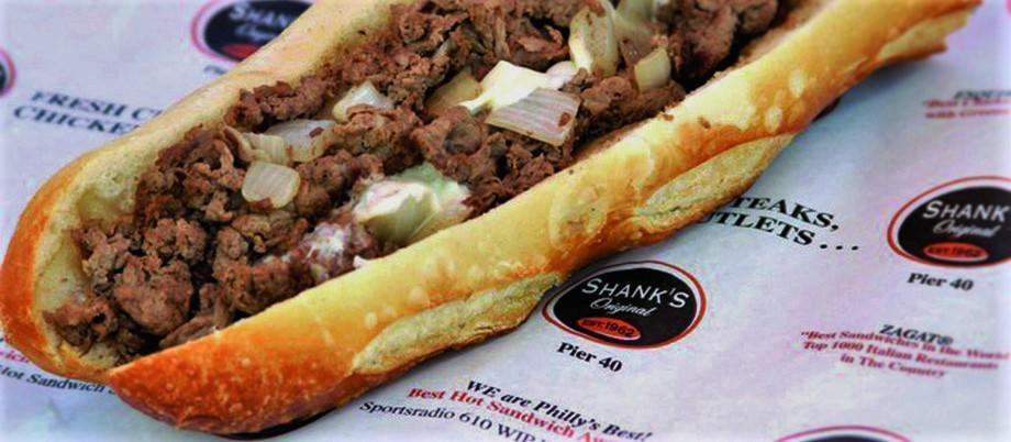 Philadelphia Cheesesteak Best of Philly