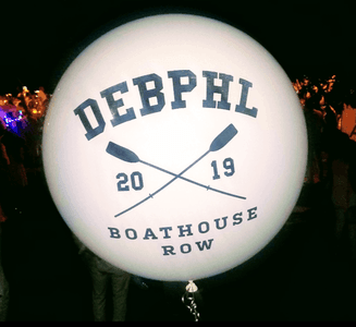 DEBPhilly 2019 PhillyBite Balloon