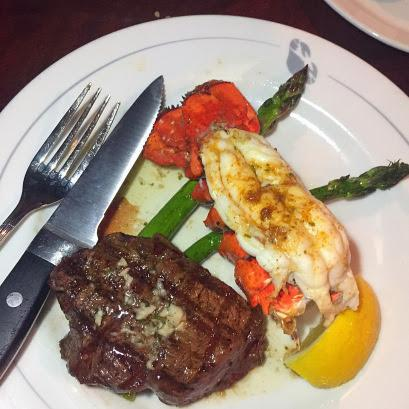 MUST try Phillips Surf N' Turf