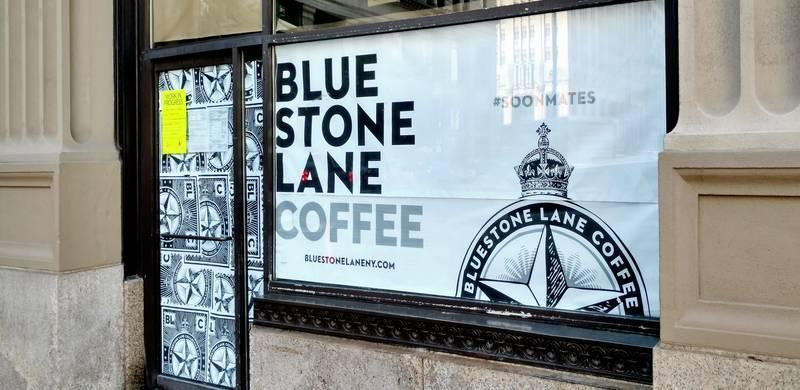 Bluestone Lane Coffee House Philadelphia - Australian-native and café founder, Nick Stone, opened Bluestone Lane's first location in New York City in July 2013.