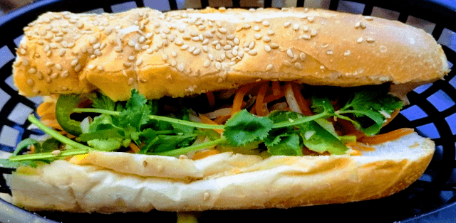 Vietnamese cuisine is mainly inspired by French Cuisine