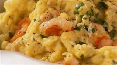 Recipe 101: Shrimp Mashed Potatoes