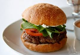 Mediterranean Inspired Burger Recipe