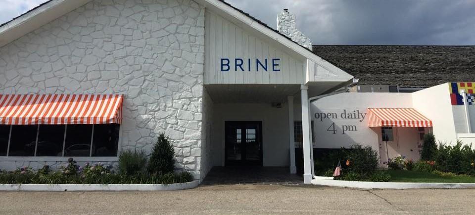 Wildwood Crest: Brine Restaurant on Sunset Lake