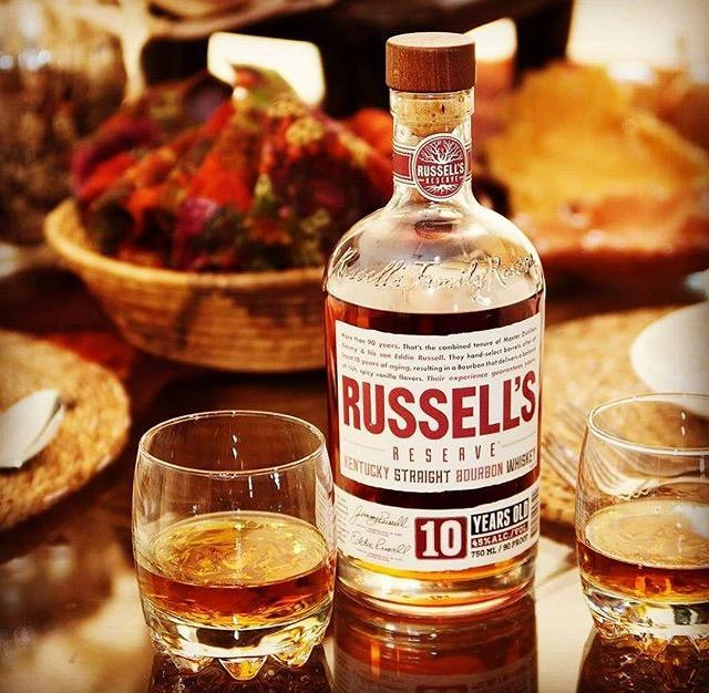 Guests looking to do some research before the event can try Russell's Reserve 10 Yr. – currently the whiskey of the month at The Twisted Tail. As the featured product, guests receive $1 off per ounce all month long.