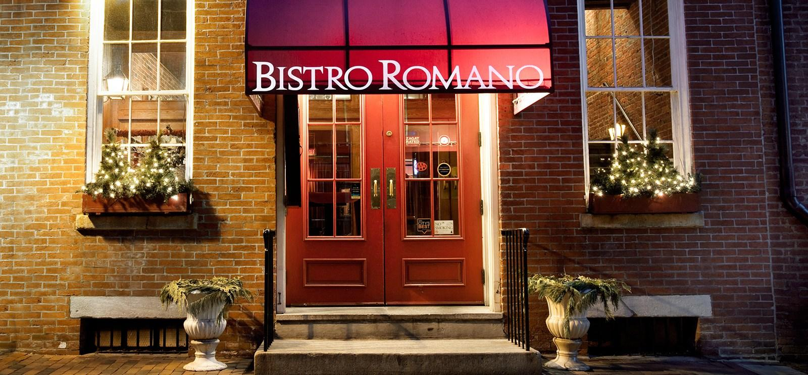 1094 Philly Area Ranks In Top 100 Most Romantic Restaurants In America