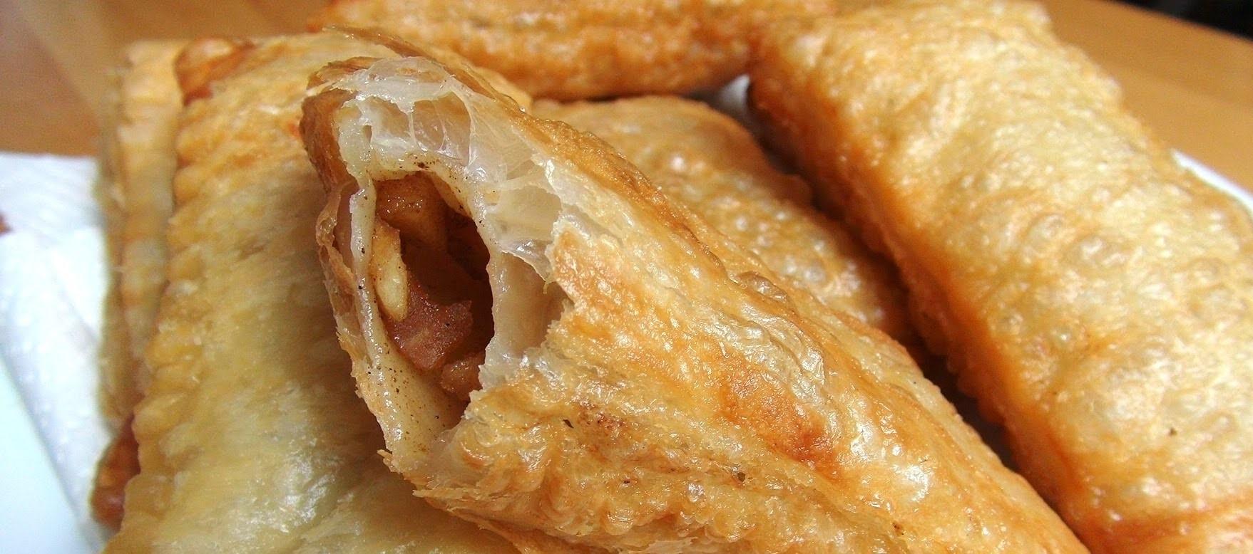 Baking 101: Fried Apple Pie Recipe