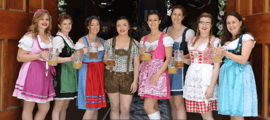The Third Annual 23rd Street Armory Oktoberfest