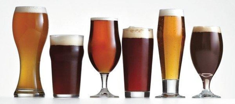 The Great Beer Glass Debate, How The Shape of Glasses Affect Taste