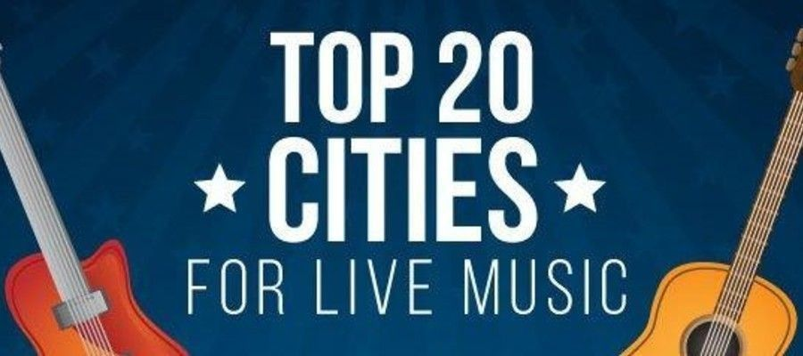 Philly Ranked 1st as Best City for Live Music by VividSeats