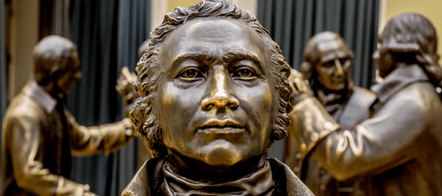 Alexander Hamilton Walking Tour