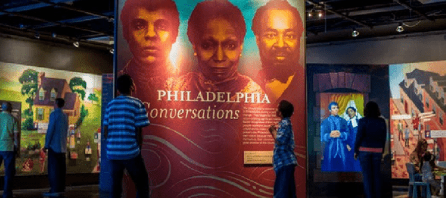 African-American story in Philadelphia's Historic District
