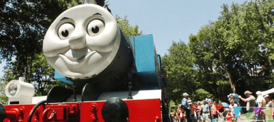 Thomas: Big Adventures Comes to Phillipsburg, NJ