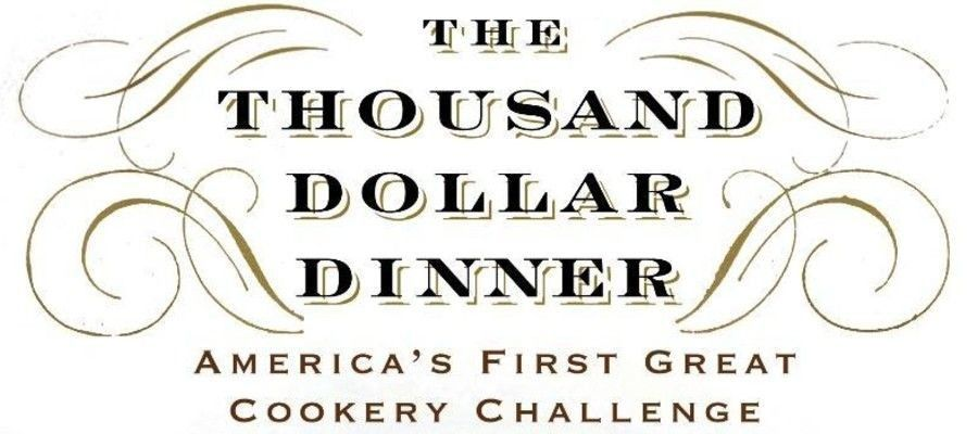 "Local Author Becky Libourel Diamond ""The Thousand Dollar Dinner"""