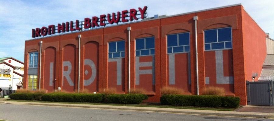 Iron Hill Brewery & Restaurant: Mid-Atlantic Expansion