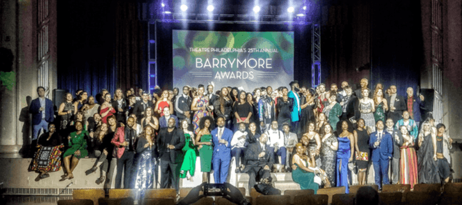 New Barrymore Award 25th Anniversary
