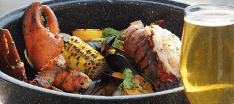 Philly Pot Lobster Clambakes at The Red Owl Tavern
