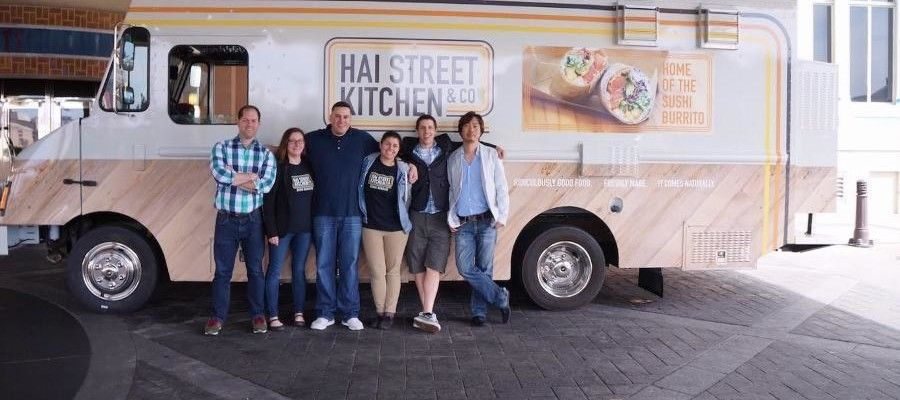 Philly's Hai Street Kitchen & Co. Roll's Out New Food Truck
