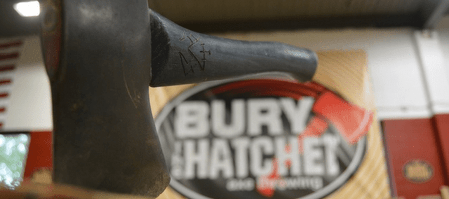 Bury the Hatchet Axe-Throwing Session Discounts