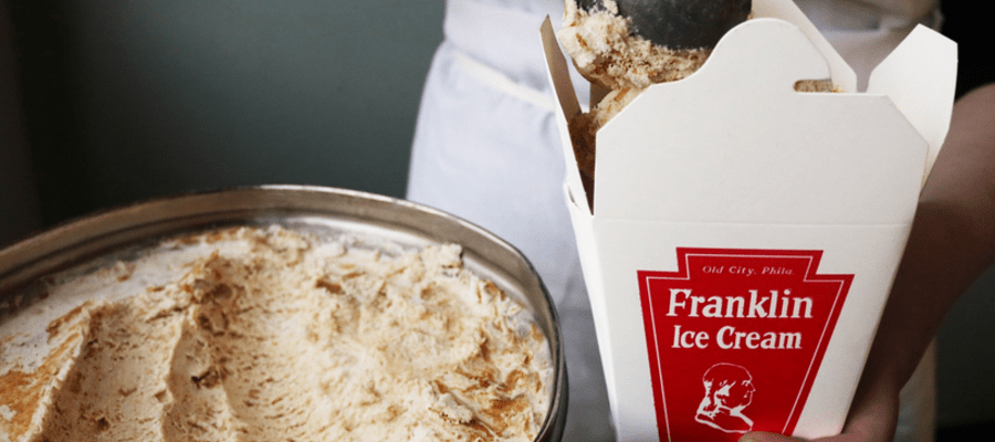 The Franklin Ice Cream Bar Opening in June