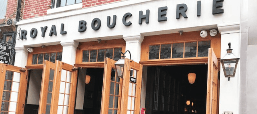 Royal Boucherie Happy Hour and New Seasonal Cocktails