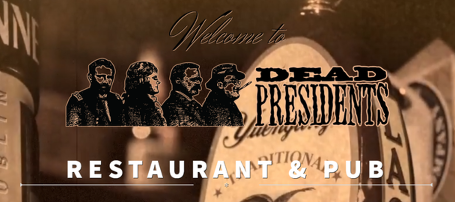 Wilmington's Dead Presidents Pub & Restaurant