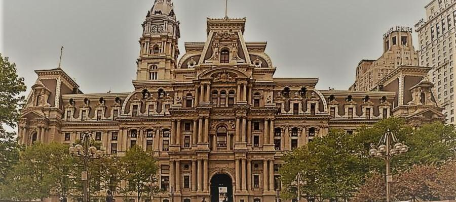 Improvements Comming to Philadelphia's Courtyard at City Hall