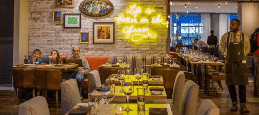10 Fine Dining Kid-Friendly Restaurants in Philly