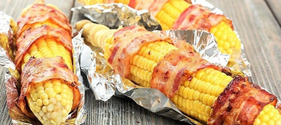 BBQ 101: Bacon Wrapped Corn on The Cob