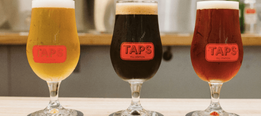 The Bourse Beer Hall Event
