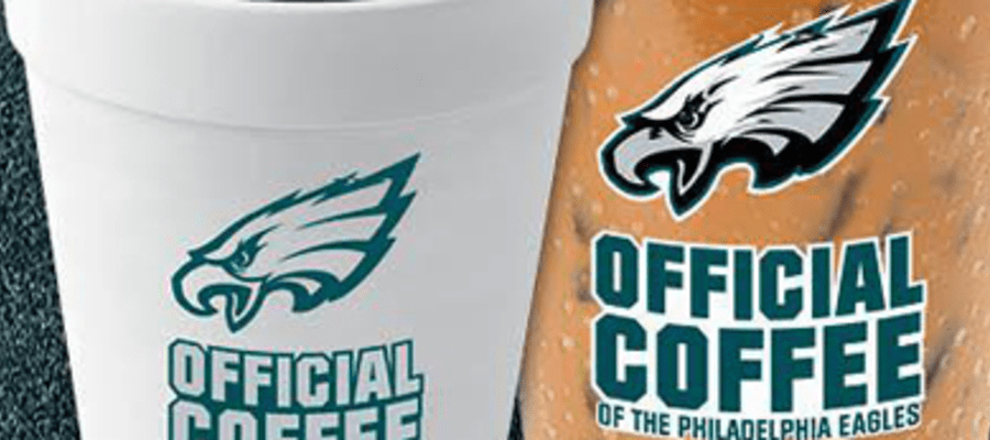 Dunkin' Donuts $1 Medium Hot or Iced Coffee During All Eagles Game days