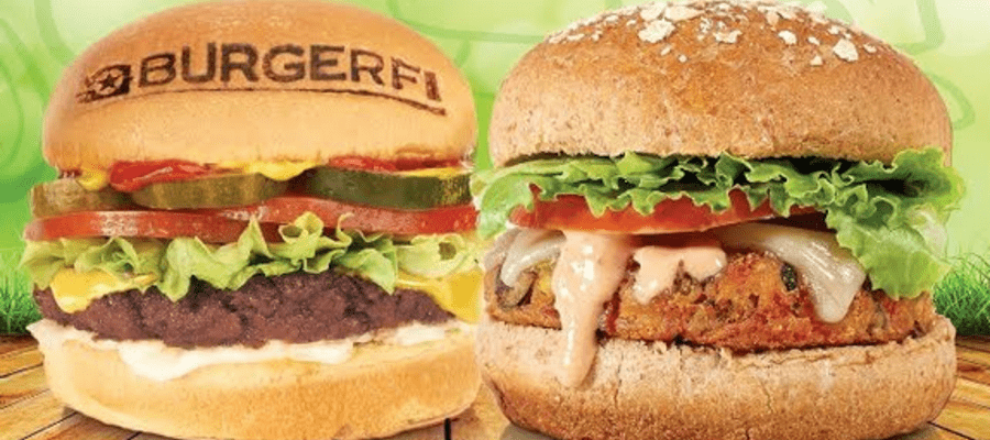 World Vegetarian Day Vegan Burger Available at BurgerFi