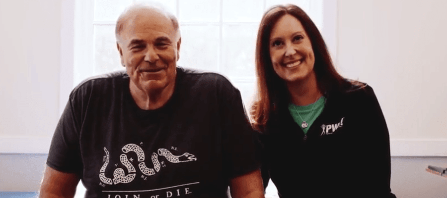 Gov. Ed Rendell is Living with Parkinson's Disease