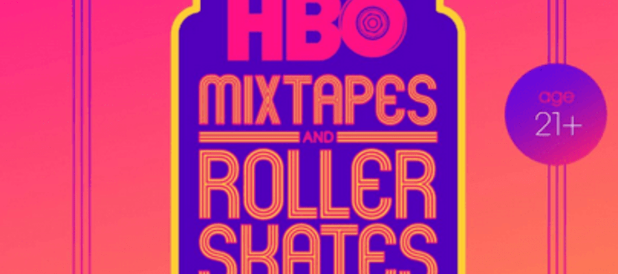 HBO Mixtapes and Roller Skates - Philadelphia